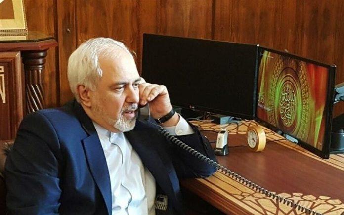 وزیر امور خارجه سوئد تلفنی با ظریف گفت وگو کرد