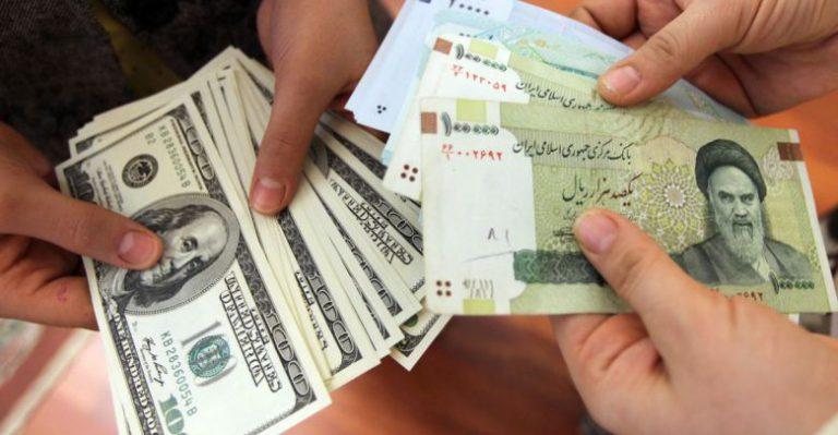 نرخ دلار دهم اسفند با ۴۵۰ تومان کاهش به ۱۵ هزار و ۲۵۰ تومان رسید