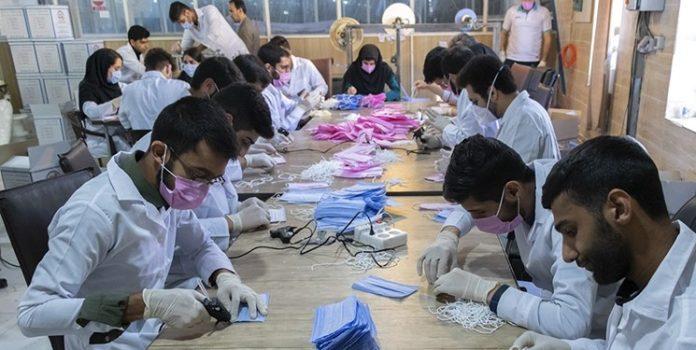 جزئیات جلسه دولت با پوشاکیها برای تولید ماسک