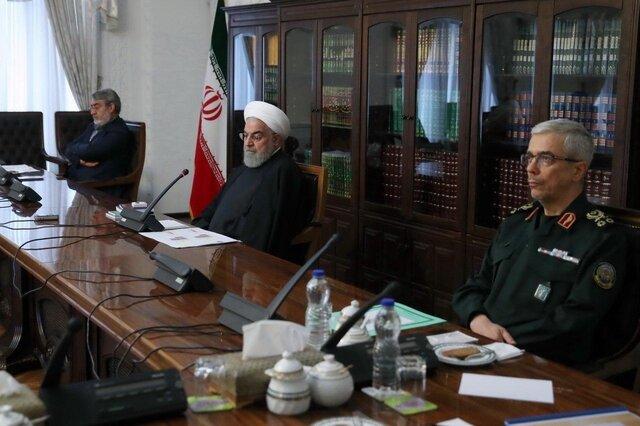 روحانی: باید برای رفع مشکلات کادر درمانی تلاش شود
