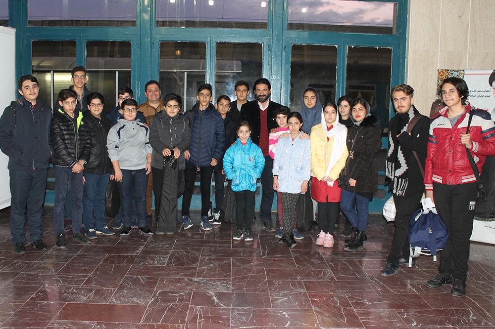 برگزیدگان ششمین جشنواره نوای خرم در راه تهران