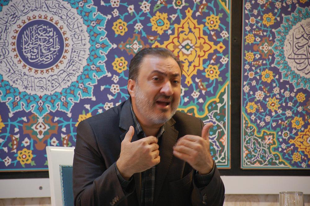 نشست خبری دکتر بهزاد وکیلی با اصحاب رسانه