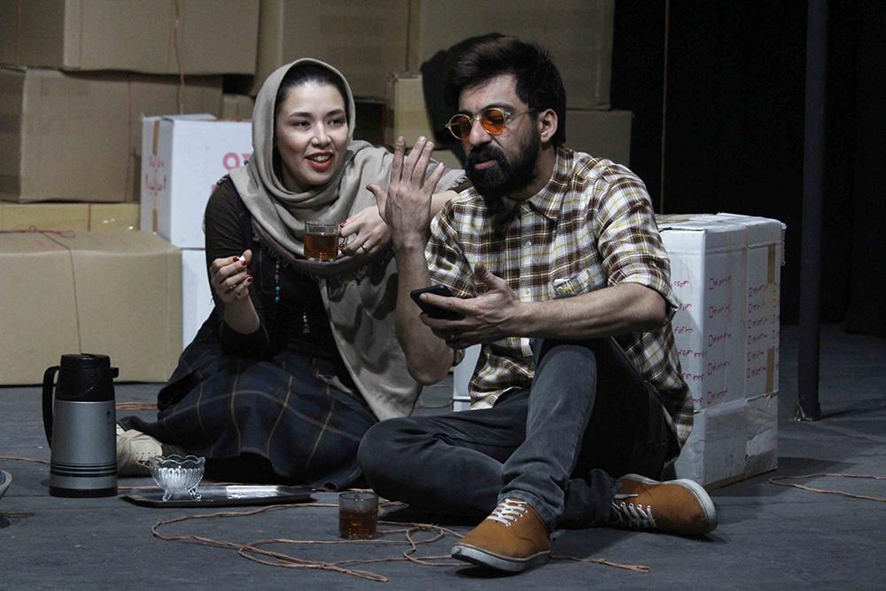 «تئوری میس کال» در تئاتر شهر تبریز