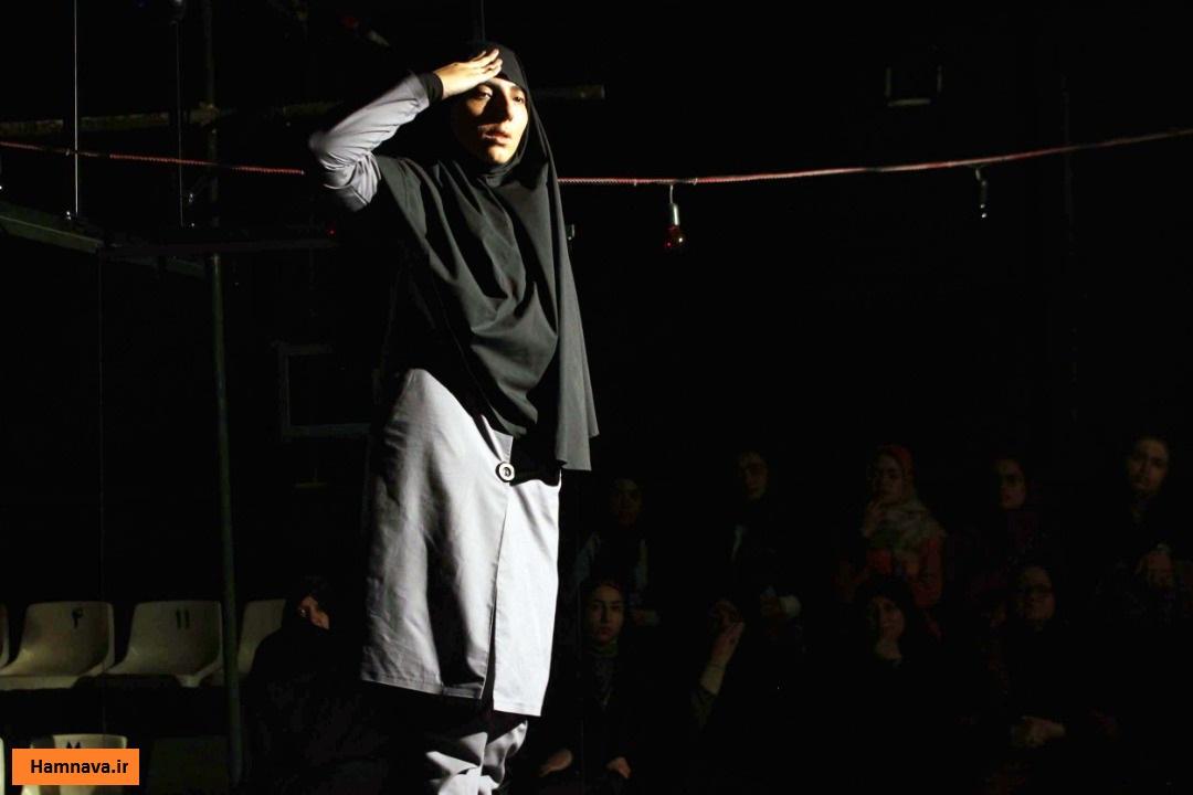 نمایش «من هزار یک و شب زندهام»