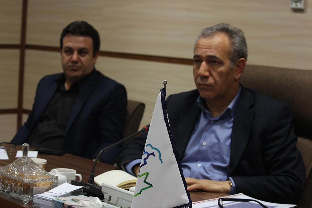 جلسه کارگروه امور اقتصادی آذربایجان شرقی