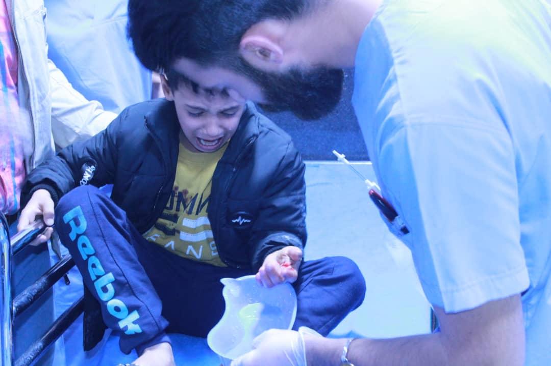 حوادث آتش سوزي آخرين چهارشنبه سال در تبريز