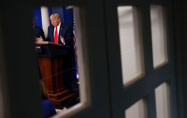 کرونا بزرگترین تهدید برای انتخاب دوباره ترامپ است