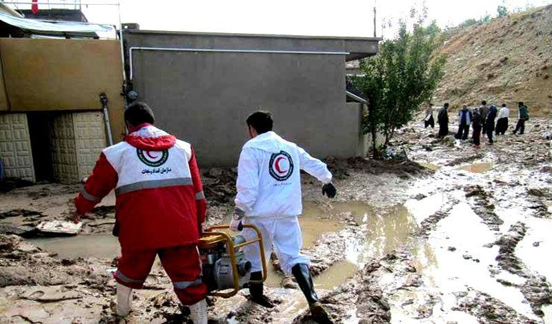 امدادرسانی به ۹۱۷ سیلزده سیستان و بلوچستان تداوم دارد