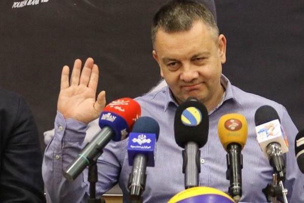 فسخ قرارداد فدراسیون والیبال با «ایگور کولاکوویچ»