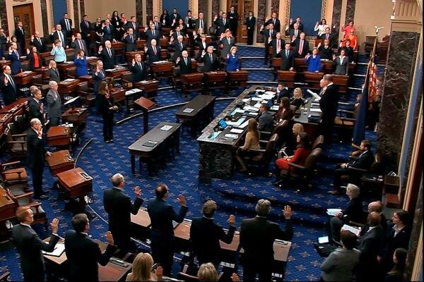 تاکید اعضای مجلس سنای آمریکا بر ضرورت لغو تحریم های ایران