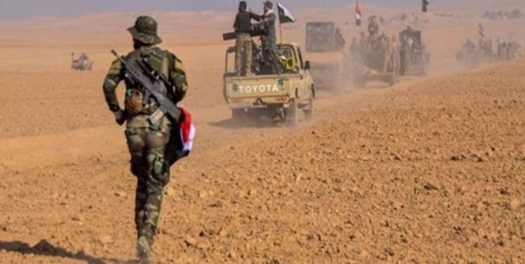 الحشد الشعبی حمله داعش در الأنبار را خنثی کرد