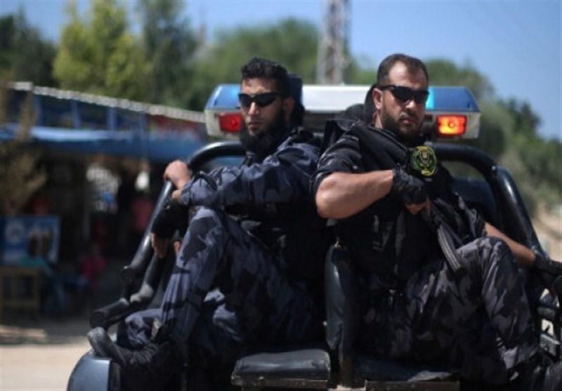 حماس شماری از جاسوسان رژیم صهیونیستی را در نوار غزه دستگیر کرد