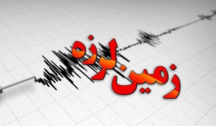 زلزله ۴.۲ ریشتری «زرآباد» آذربایجانغربی را لرزاند