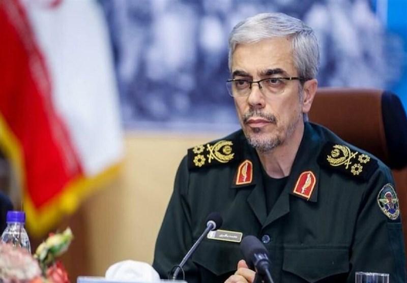 سرلشکر باقری: الزامات مبارزه با کرونا تا غلبه کامل بر این ویروس رعایت شود