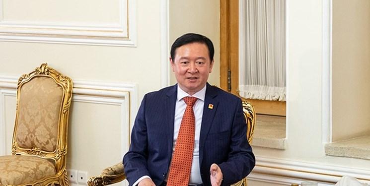 سفیر چین خطاب به جهانپور: با هم می جنگیم