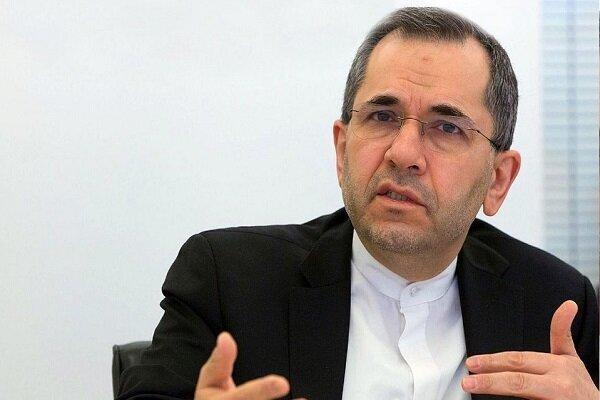 روانچی: دنیا باید با جدیت بیشتری خواستار رفع تحریمهای آمریکا علیه ایران شود