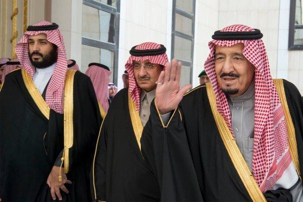 ۱۵۰ تن از اعضای خاندان سعودی به کرونا مبتلا شده اند