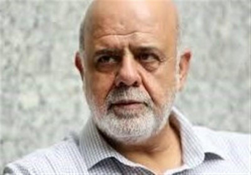 ایرج مسجدی: ایران از نخستوزیر منتخب عراق بر اساس فرایند قانون حمایت میکند
