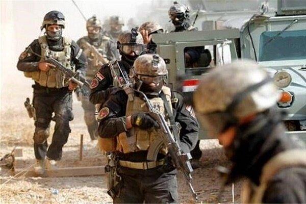 ارتش عراق با حمله داعش در کرکوک و دیالی مقابله کرد