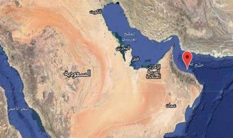 افراد مسلح یک کشتی تجاری را در خلیج عمان، تسخیر کردند