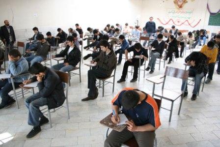 کنکور و آزمون نهایی دوره متوسطه به صورت حضوری و با تاریخ منعطف برگزار میشود