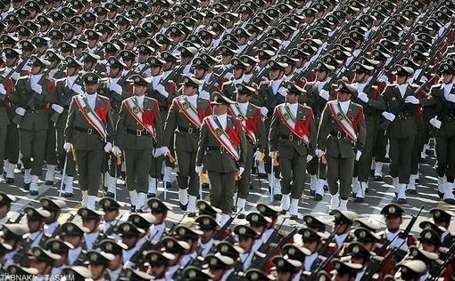 جزییات برگزاری «رژه خدمت» ارتش در روز 29 فروردین