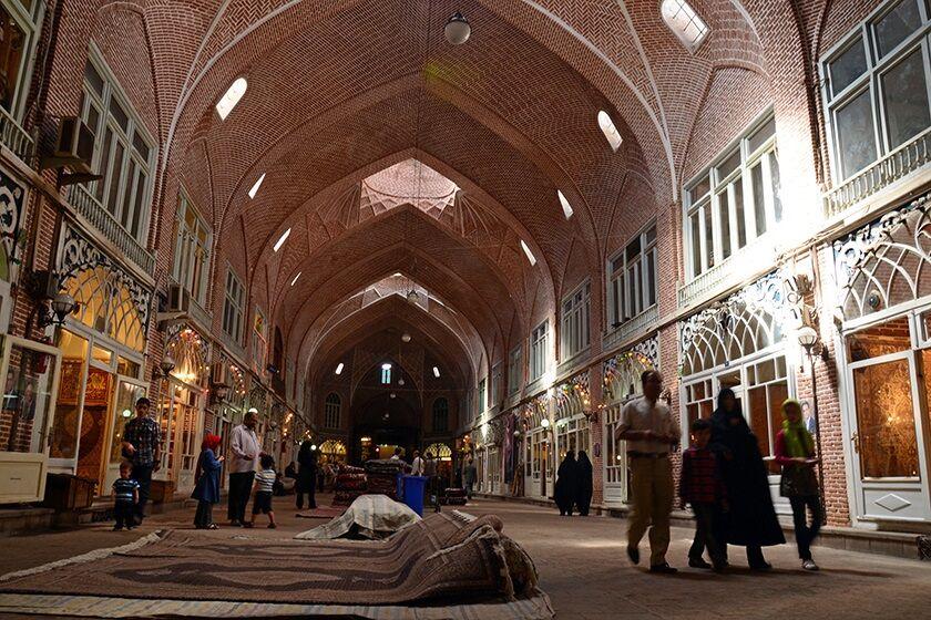 مستندنگاری و نقشهبرداری ۹۰ درصد از مجموعه بازار جهانی تبریز