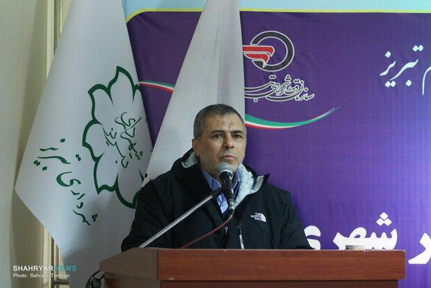 کارگاههای قطار شهری تبریز با رعایت پروتکلهای بهداشتی فعال است