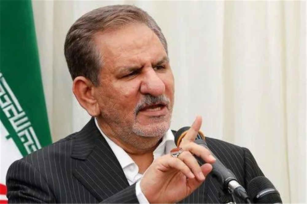 جهانگیری: ایران خود را با شرایط حذف درآمدهای نفتی تطبیق داده است