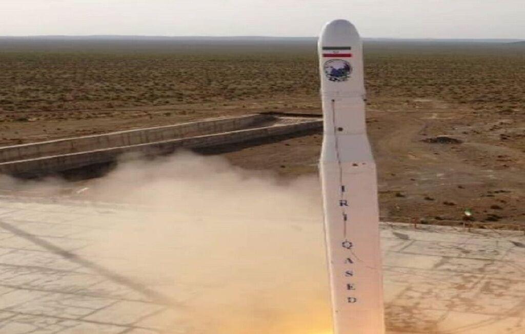 آمریکا موفقیتآمیز بودن پرتاب ماهواره نظامی ایران را تایید کرد