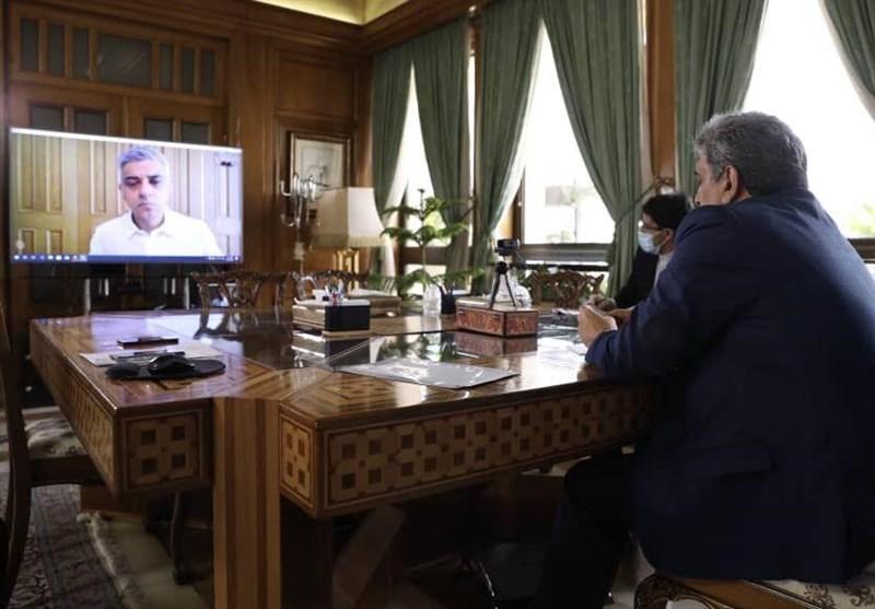 شهردار لندن: باید به ایرانیها تبریک گفت