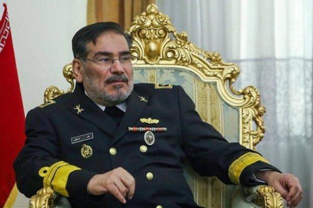شمخانی:مخالفت آمریکا با درخواست وام ایران نقض «قاعده آمره حق بر سلامتی» است