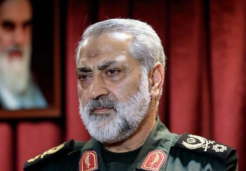 سخنگوی ارشد نیروهای مسلح: آمریکا کوچکترین تعرضی به آبهای سرزمینی ایران کند سیلی محکم دریافت میکند