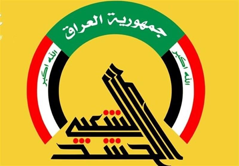 الحشد الشعبی: حمله بقایای داعش به «صلاح الدین» با دستور آمریکا انجام شد