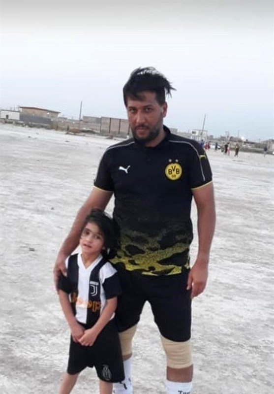 فوتبالیست خوزستانی در پی ابتلا به کرونا درگذشت