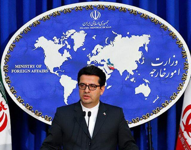 موسوی: ایران برای آلمان، لبنان و افغانستان اقلام پزشکی فرستاده است