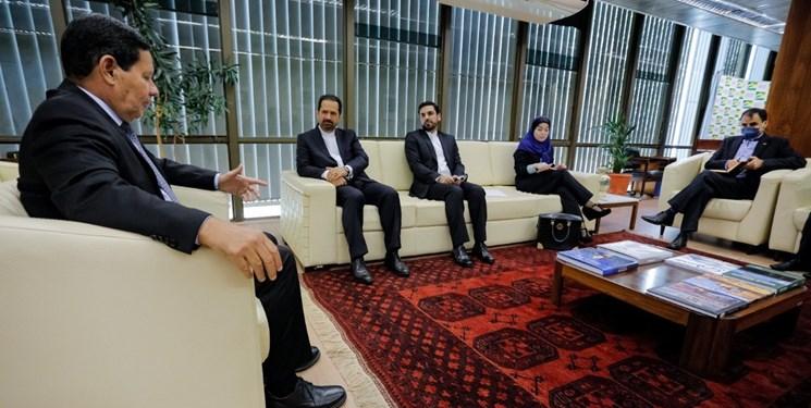 اذعان معاون اول رئیس جمهور برزیل بر جایگاه مهم ایران در جهان کنونی
