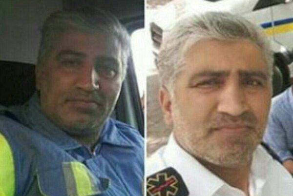 شهادت نخستین مدافع سلامت اورژانس آذربایجان شرقی