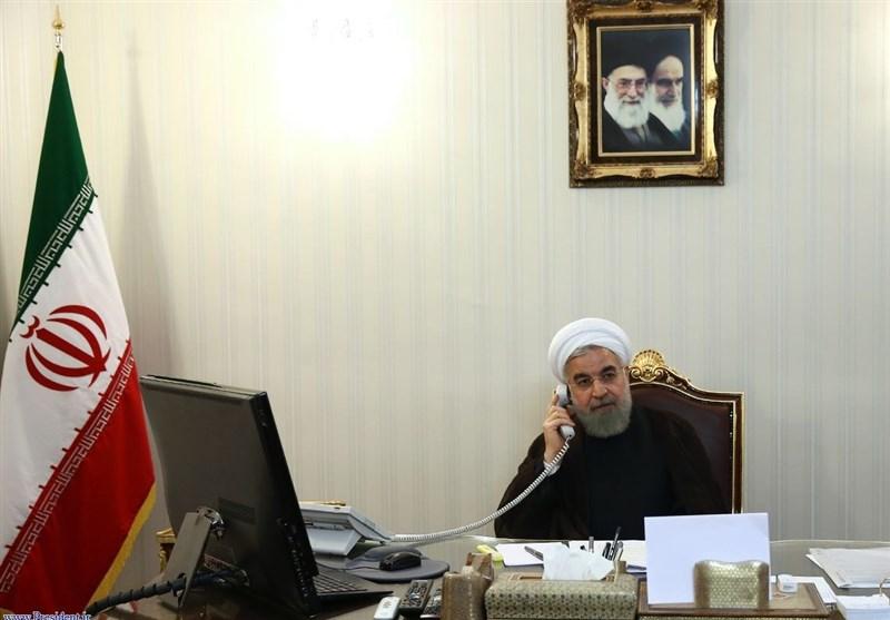 روحانی: شرایط واگذاری سهام عدالت برای مردم و عرضه سهام شرکت های معدنی در بورس تسهیل گردد
