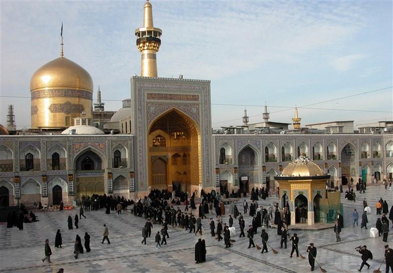 صحن هدایت حرم رضوی به نام امام حسن مجتبی(ع) نامگذاری شد