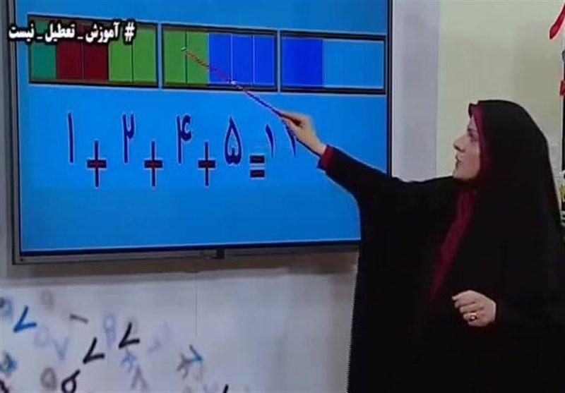 جدول زمانی آموزش تلویزیونی یکشنبه ۲۱ اردیبهشت