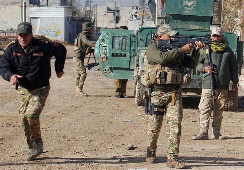 حشد شعبی حمله تروریستی داعش در «جرف النصر» را خنثی کرد