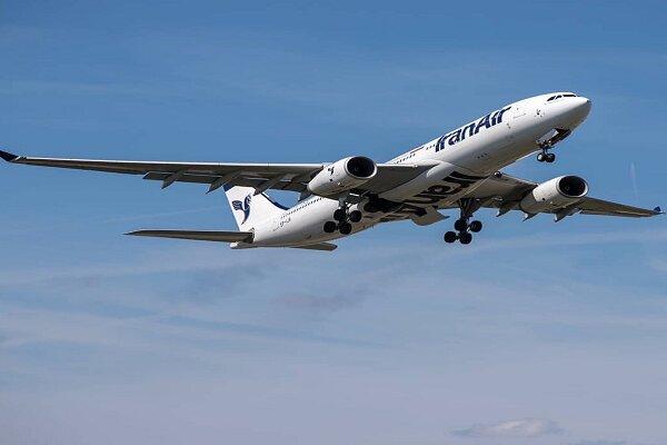 اولین پرواز خارجی پساکرونا ازسرگرفته شد