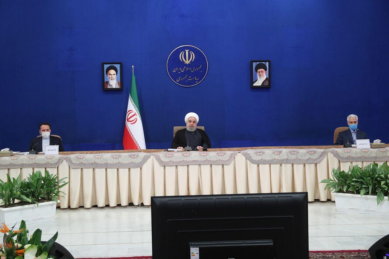روحانی: اقدامات ایران در مقابله با کرونا بر بسیاری از قضاوتها نسبت به نظام، دولت و مردم، خط بطلان کشید
