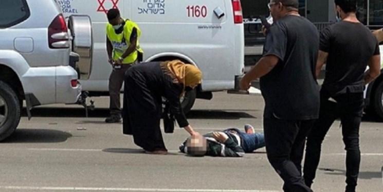 صدها فلسطینی علیه سیاست اعدام میدانی رژیم صهیونیستی تظاهرات کردند