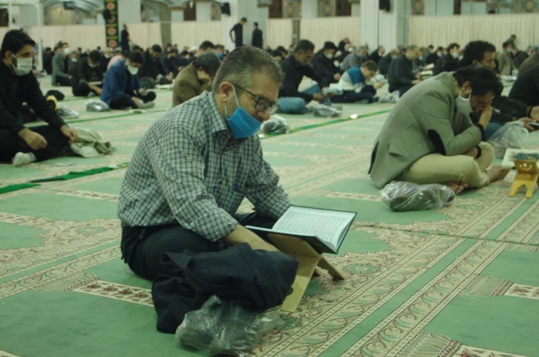 احیای شب قدر در هیأت مذهبی تبریز