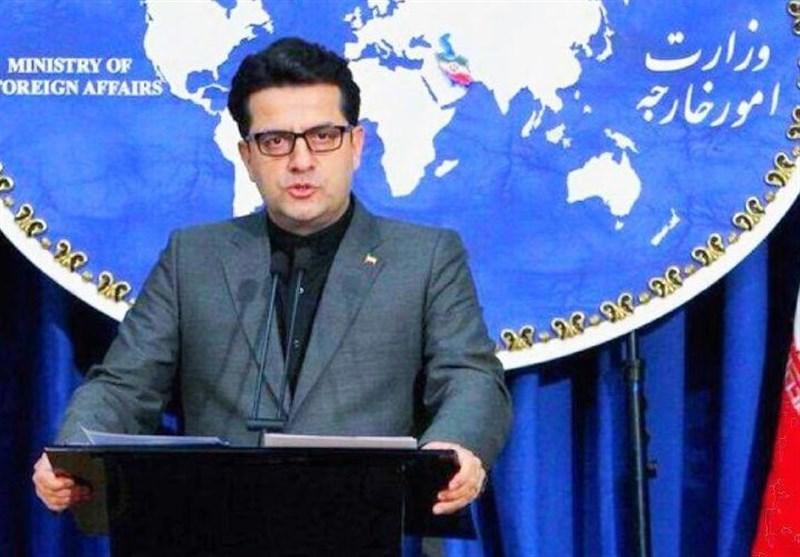 سخنگوی وزارت خارجه: آمریکا در روند مقابله با کرونا کارشکنی میکند