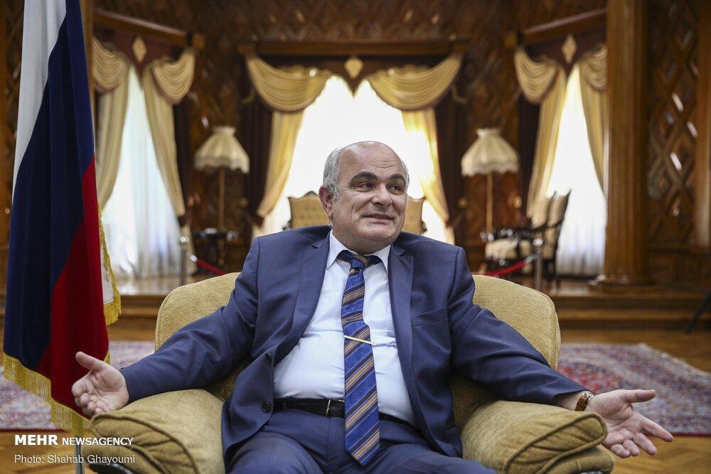 سفیر روسیه: رد ادعای توافق روسیه، ایران و ترکیه بر سر برکناری اسد