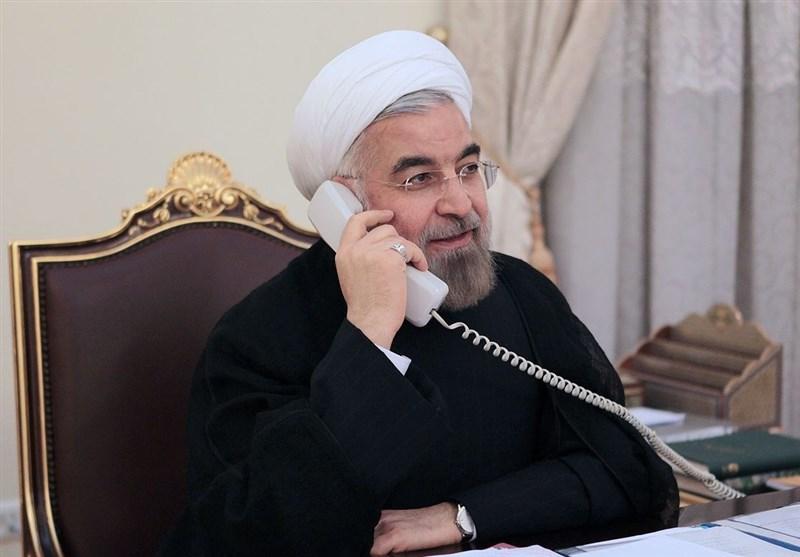 روحانی: سیاست اصولی ایران تقویت مناسبات و همکاریهای همهجانبه با عراق است
