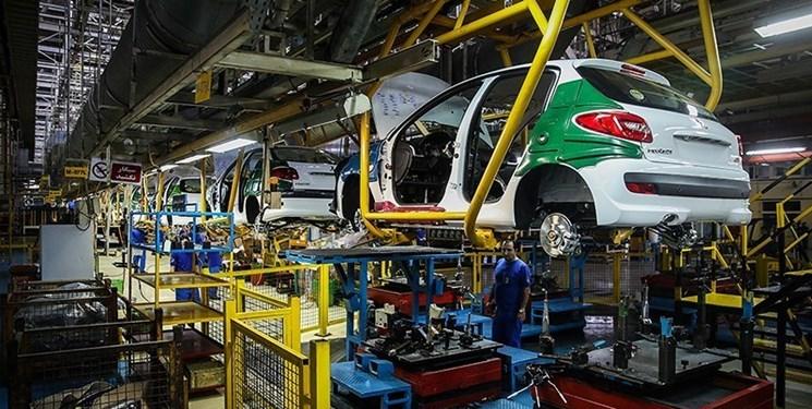 قیمتهای جدید شورای رقابت برای خودروهای داخلی